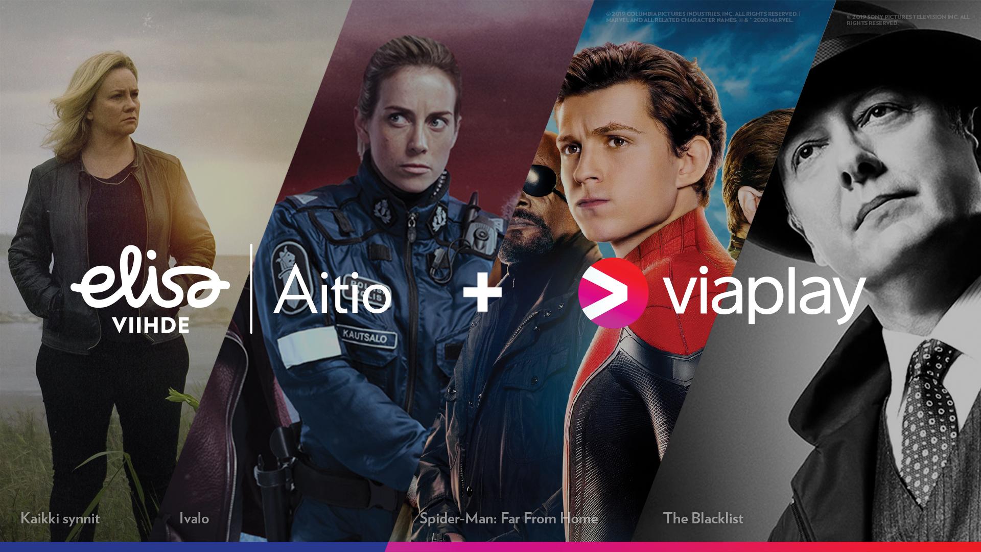 Now people can enjoy the elisa entertainment Premium (elisa viihde premium) service